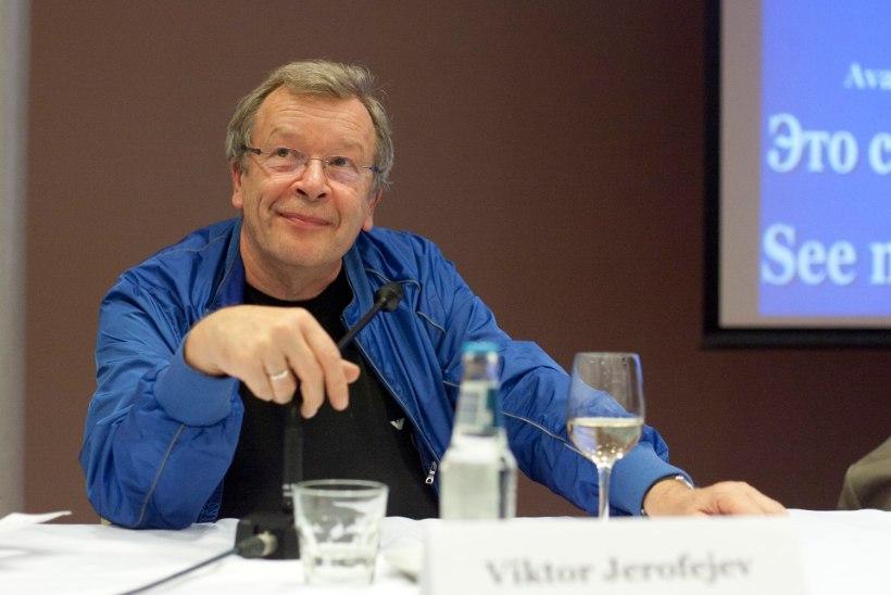 "Vene kirjanik Viktor Jerofejev: ""Putin tahtis kogu Ukrainat."""