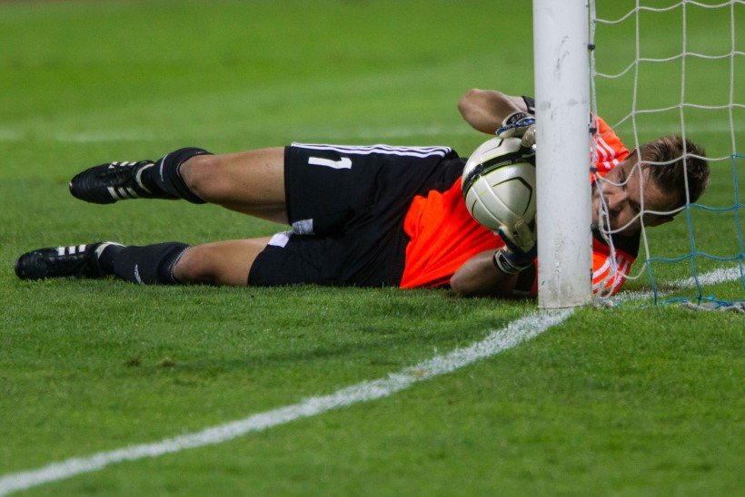 Kaljuga heitlev Vaduz võttis Eestisse kaasa vaid ühe Liechtensteini jalgpalluri