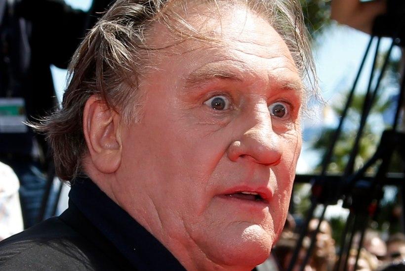 Gérard Depardieu sai Ukrainasse sissesõidukeelu