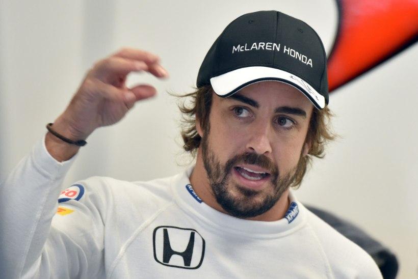 F1 pilootide palgavahed on üüratud, suurim palk 35 miljonit
