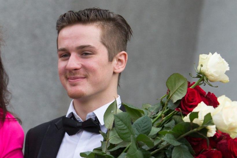 Arsti- ja õigusteaduskonda sisse saanud Rasmus Rändvee valis erialaks hoopis ärinduse