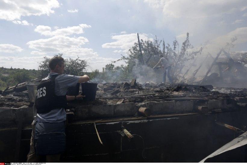 VIDEO   Olukord Ukrainas pingestub, separatistid ei pea vaherahu tingimustest kinni