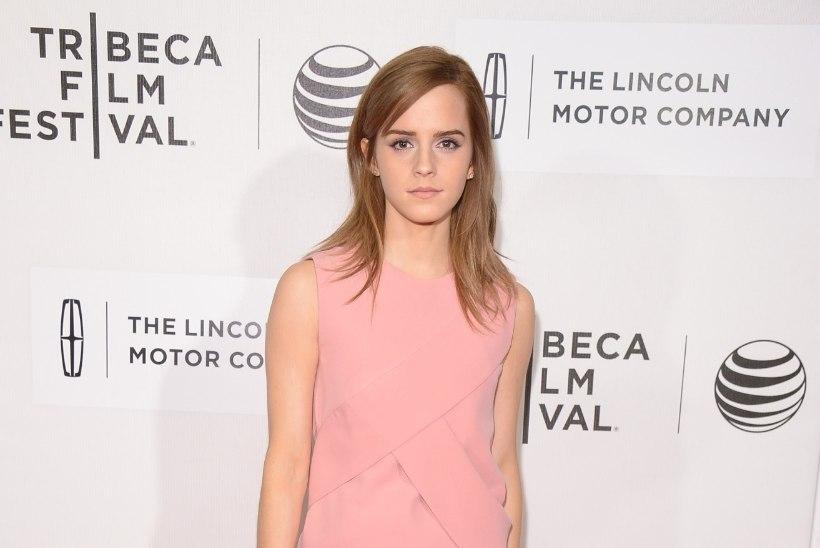 Emma Watsonil  on seksikaimad varbad