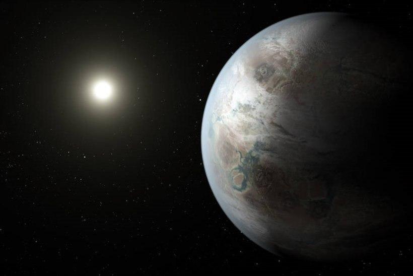 Tere, erakordselt Maa-sarnane taevakeha! NASA teatas planeedi Kepler 452b leidmisest