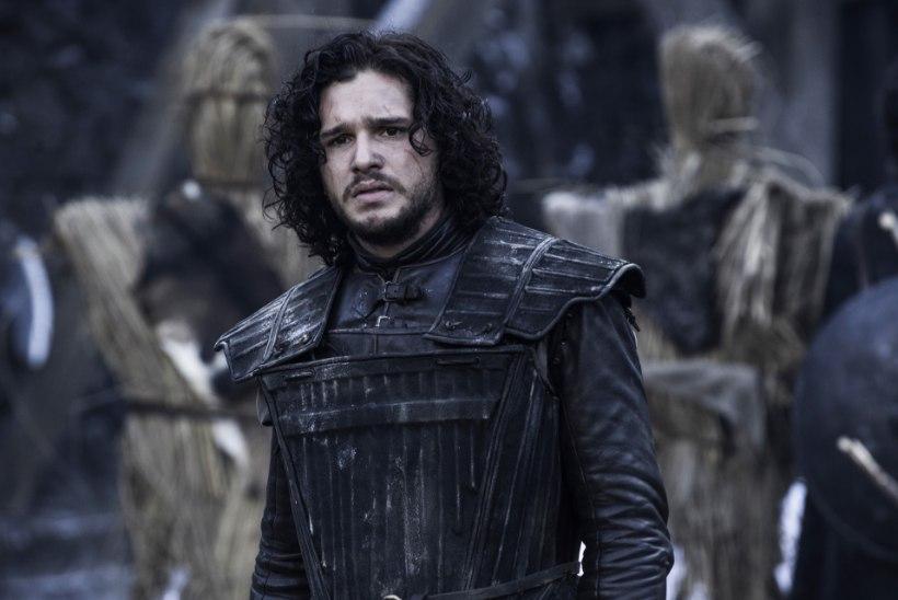 """""""Troonide mängu"""" Jon Snow on elus?!"""