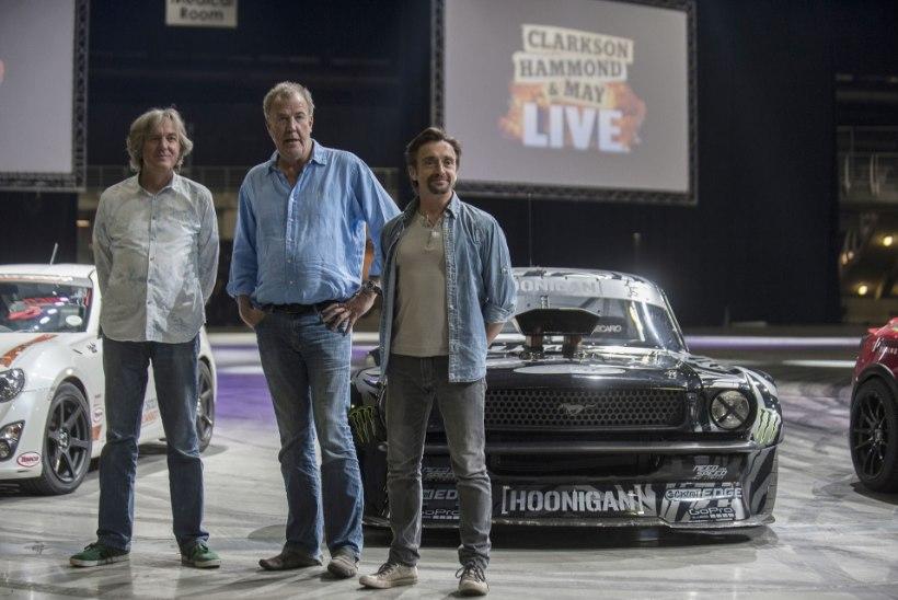 Clarkson: me oleme vanad ja paksud