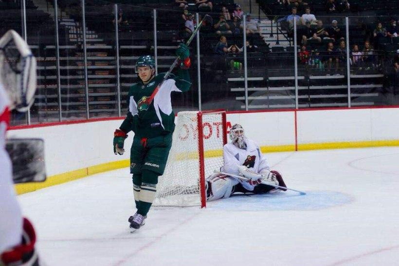 Robert Rooba ammutab NHLi unistust püüdes energiat ilusast Eestist ja Positivusest