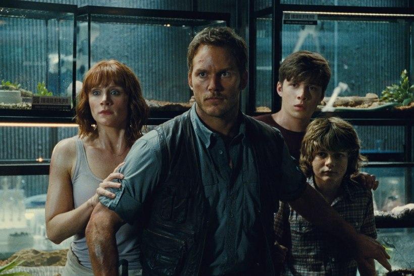 """Jurassic World"" saab järje"
