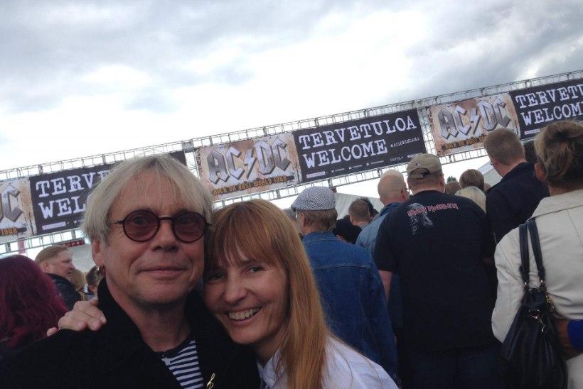 Jaanus Nõgisto: midagi nii kihvti kui AC/DC kontsert pole ma veel näinud!