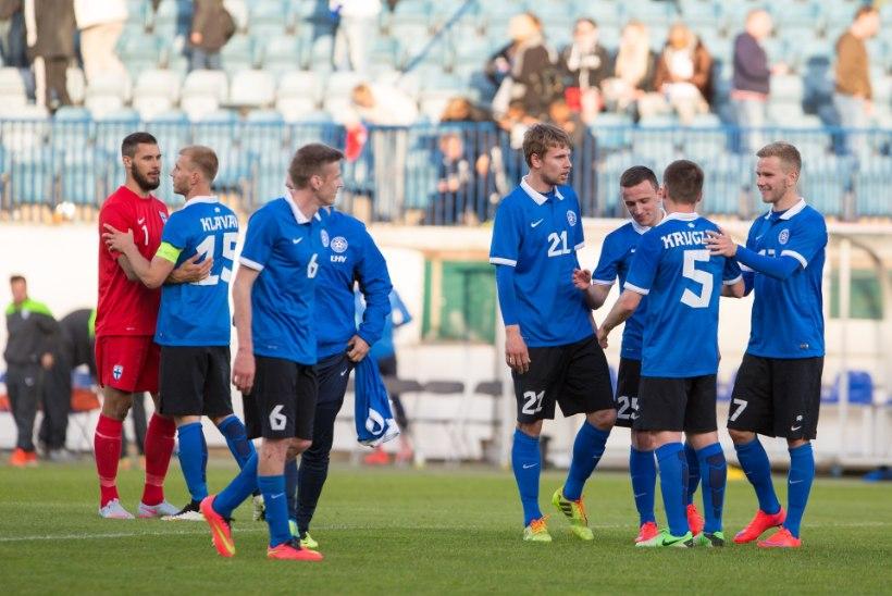 Vaata, millal peab Eesti jalgpallikoondis MM-valikmänge