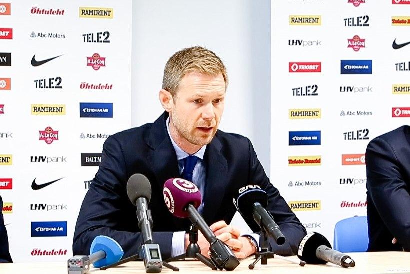 Jalgpalliliit pikendas Magnus Pehrssoniga lepingut
