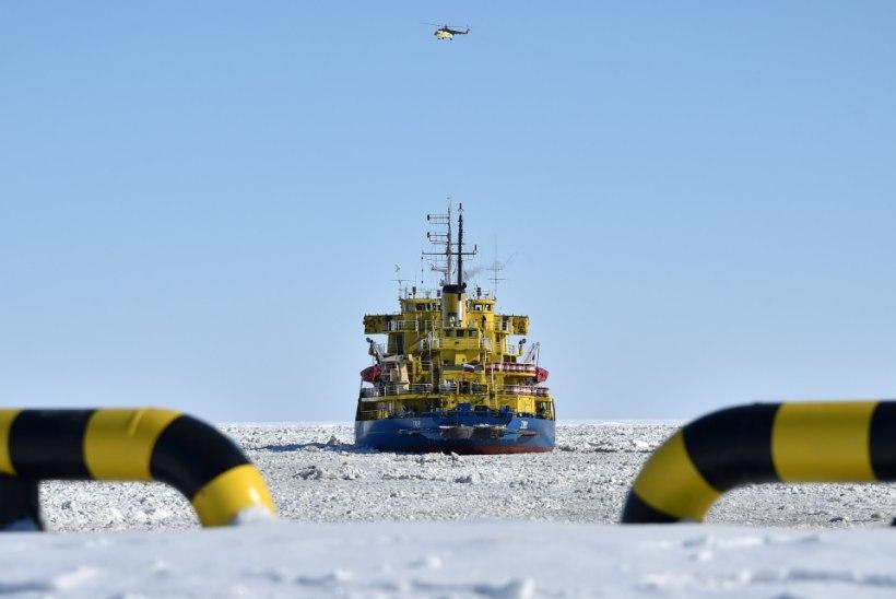 Venemaa noolib Arktika nafta- ja gaasivarusid