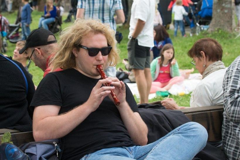 Viljandi pärimusmuusika festival tegi uue publikurekordi