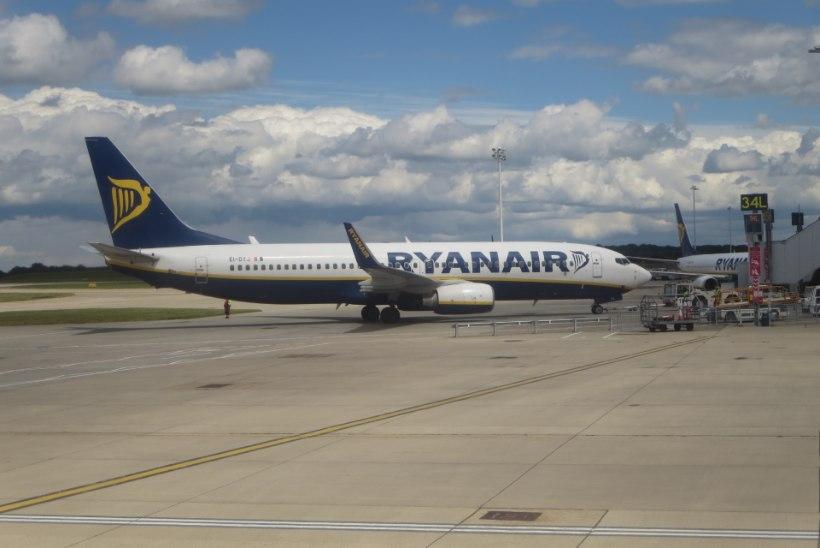 Kasumis Ryanair lubab odavamaid pileteid