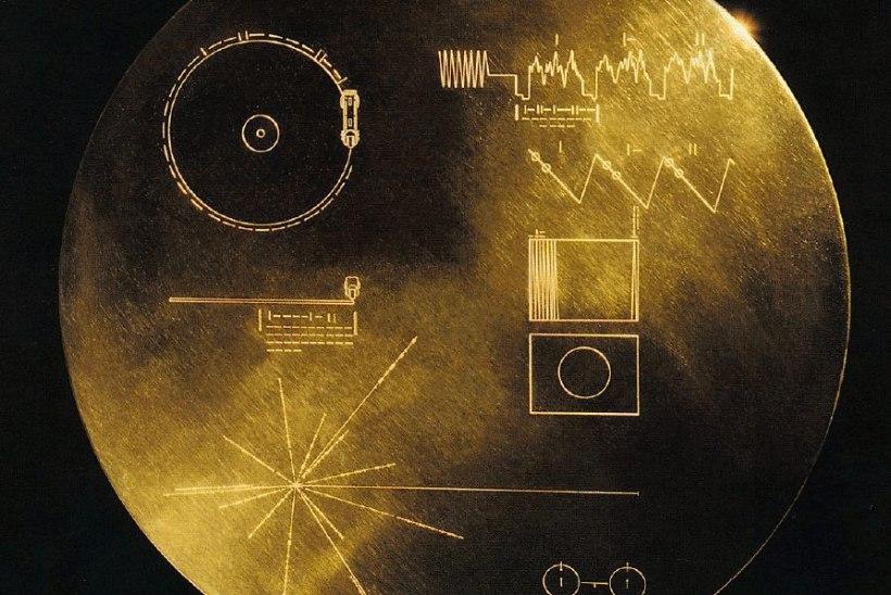 KUULA   NASA pani tulnukatele mõeldud läkitused SoundCloudi üles
