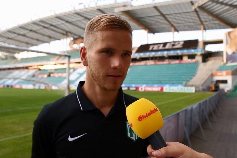 ÕHTULEHE VIDEO | Markus Jürgenson: kinnisideed pikk võiduta seeria Levadia vastu meeskonnas ei tekita