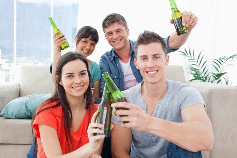 7 põhjust, miks on õlle joomine tervisele kasulik