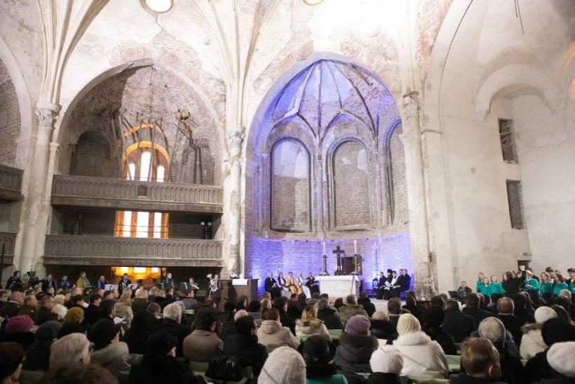 Pankrotistunud Aleksandri koguduse kirik Narvas pääses haamri alla minekust