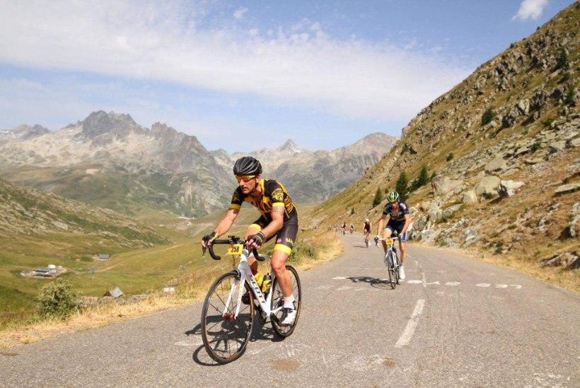 Rahva Tour de France – ränkraske katsumus isegi kogenud rattahundile