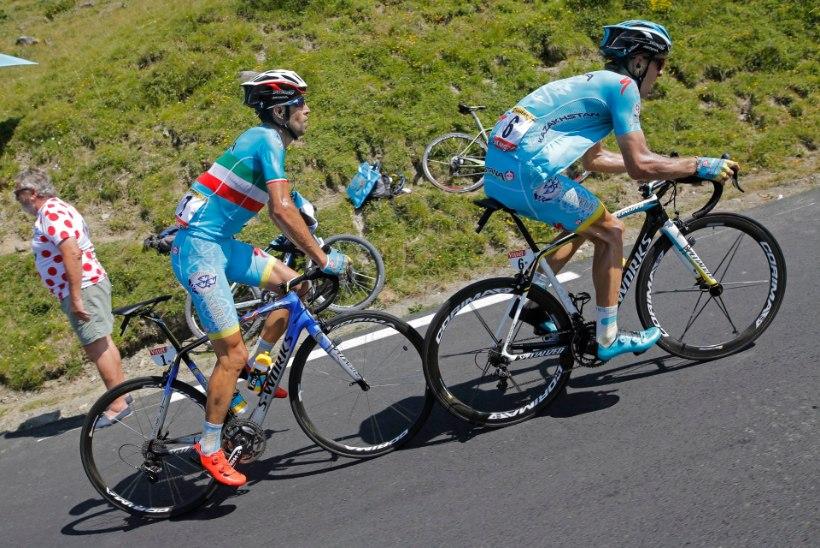 Neli suurtuuri läbinud Tanel Kangert: meeskond lõõpis, et lähen ka Vueltale