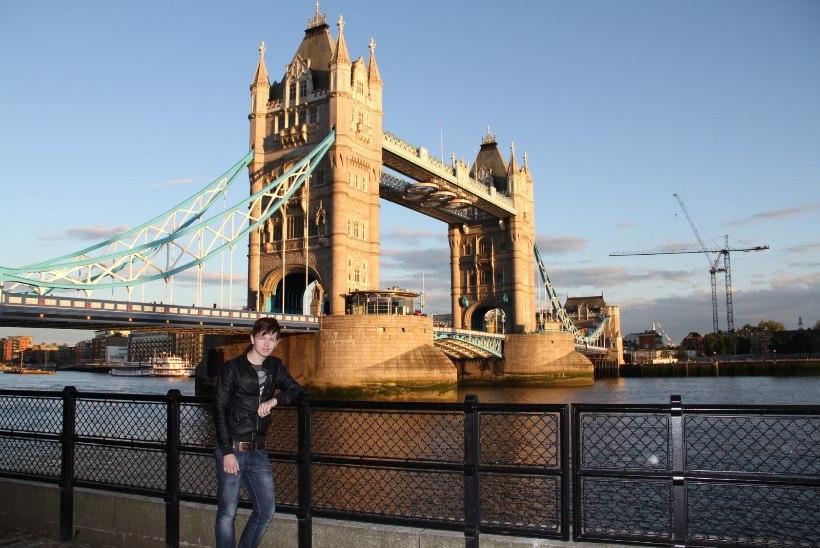 Indrek Galetin lõpetab Londoni kaasaegsete kunstide kolledžit