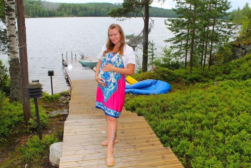 Kolme poisi ema Airi Vipulkumar Kansari perre sünnib tüdruk!