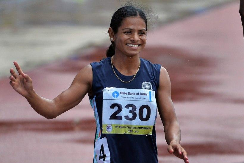 Testosterooni täis indialanna  alistas kohtus IAAFi ja võib taas teiste naistega võistelda