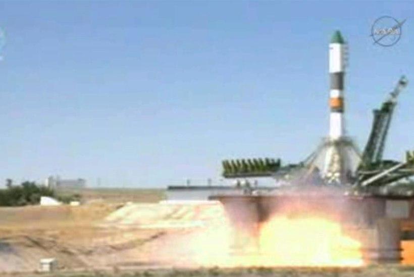 Kas neljas katse õnnestub? Venemaa saatis rahvusvahelisse kosmosejaama varustuslaeva