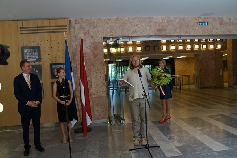 Contra võitis Eesti ja Läti tõlkeauhinna