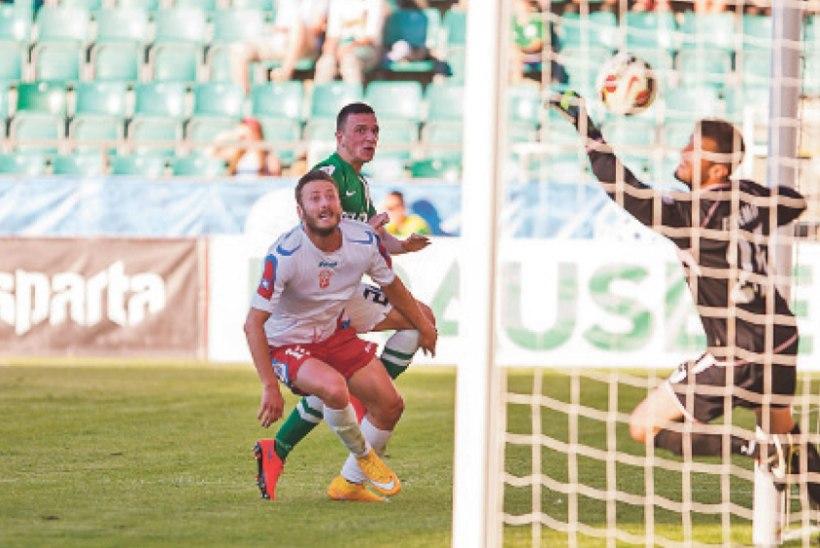 Ott Järvela   FC Flora läbis küpsuseksami esimese poole võidukalt