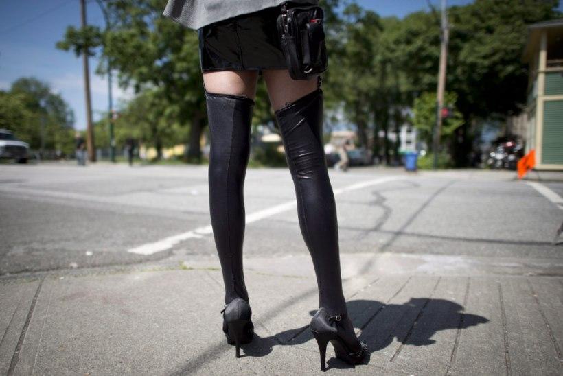 Hollywoodi naised võitlevad seksiäri seadustamise vastu