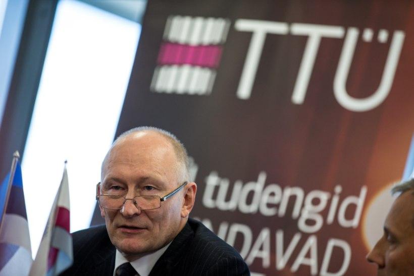 TTÜ rektorijant leidis lahenduse: Aaviksoost saab ikkagi TTÜ rektor