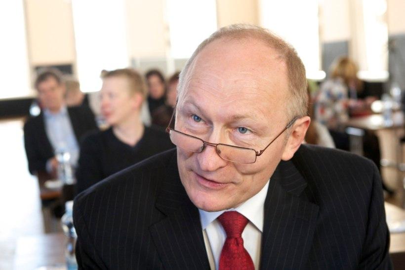 Juhtkiri | Vähemalt sai rektoriks tuntud poliitik