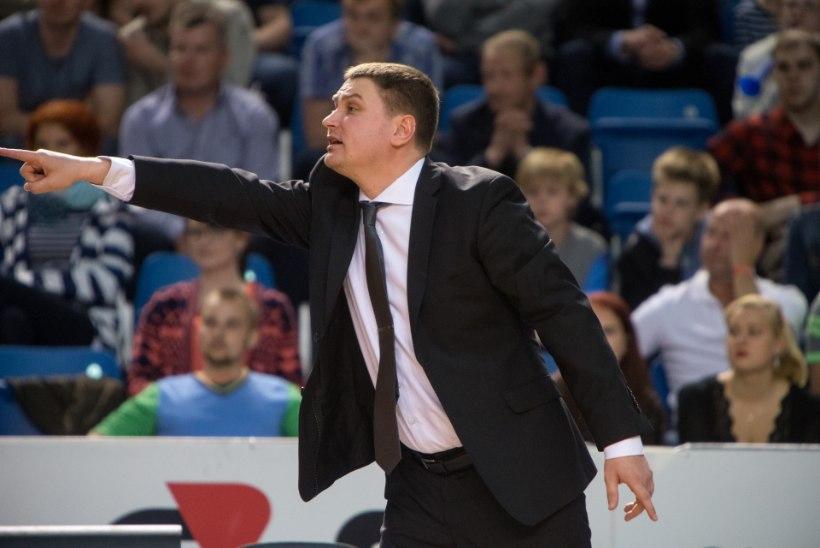 Alar Varrak jätkab Kalev/Cramo peatreenerina