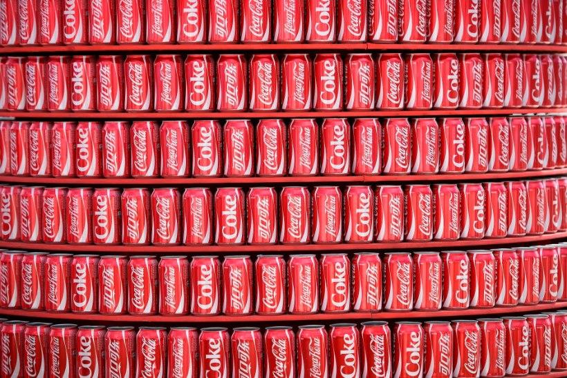 Millised varjatud mõjud on Coca-Colal su kehale?