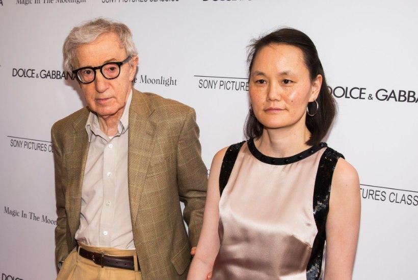 Woody Allen suhtest kasutütrega: see pidi esiti olema lühiajaline