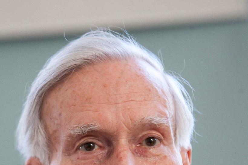 Suri teadlane ja poliitik Endel Lippmaa