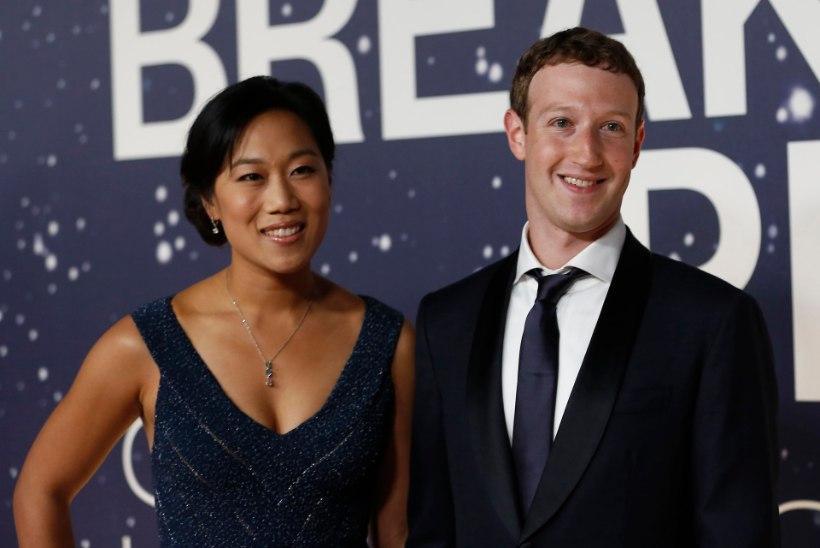 Facebooki looja ja tema abikaasa saavad lapsevanemateks