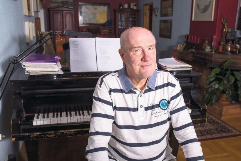 Olav Ehala: inimesed on mulle tänaval öelnud, et on saanud minu muusikast kosutust. Seda on hea kuulda