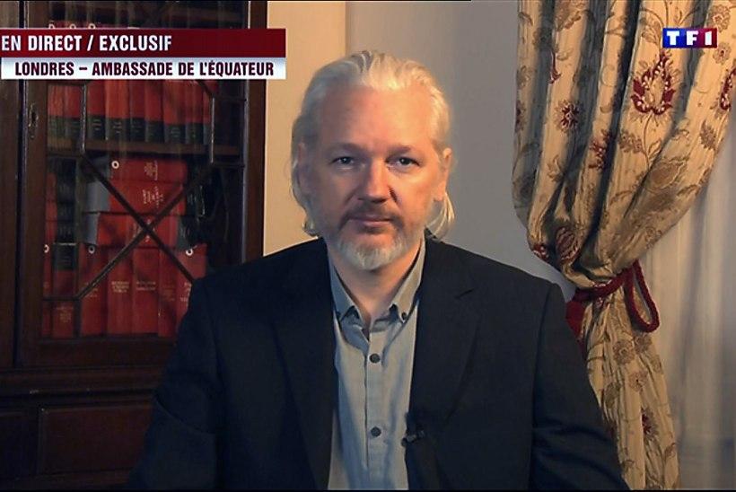 Assange ei saanud Prantsusmaalt asüüli