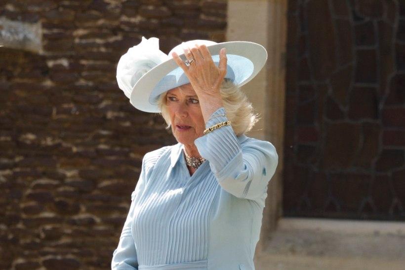 GALERII | Briti kuningakoda pidas printsess Charlotte'i ristseid