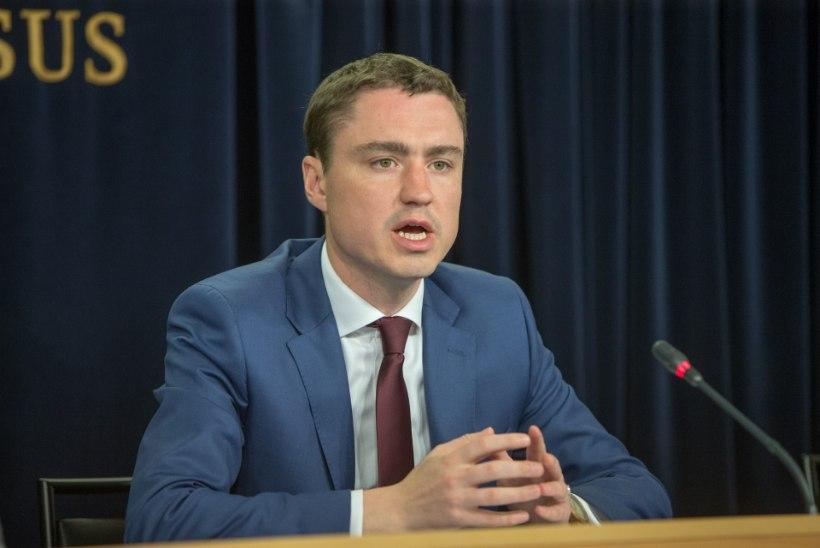 Peaminister Rõivas: referendumi tulemus vähendab Kreeka võimalusi kriisist väljuda