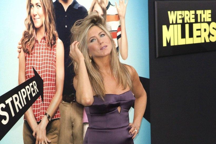 Hollywoodi filmitähed, kellega keegi koostööd teha ei taha: Paltrow ja Aniston diivatsevad, nagu jaksavad, Crowe pillub kolleegidele ähvardusi