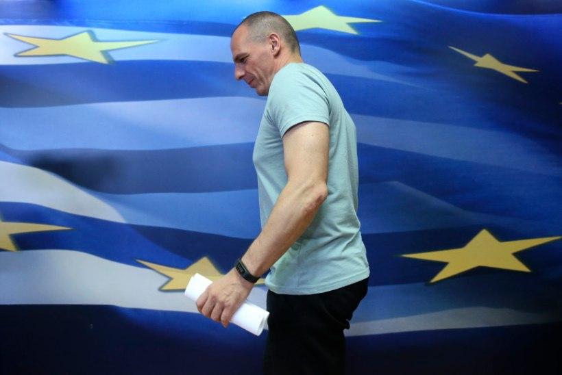 Tants Kreeka ümber kestab: Tsipras ohverdas Varoufakise