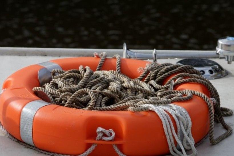 Narva-Jõesuus kadunuks jäänud kolme ujujat pole otsingutele vaatamata leitud