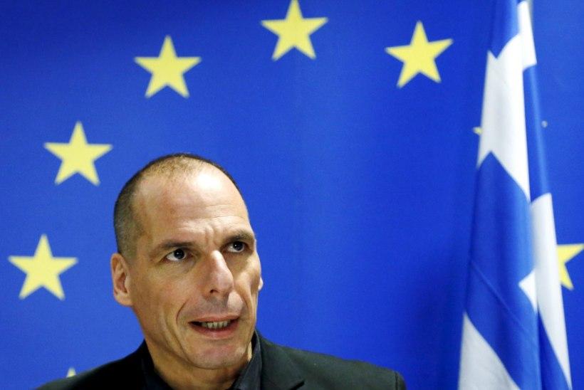 Kreeka rahandusminister Yanis Varoufakis astus tagasi
