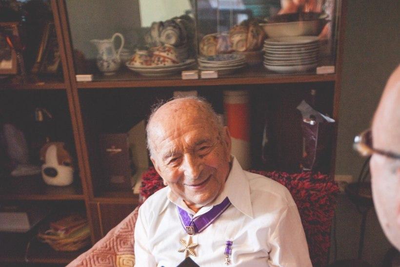 GALERII | PALJU ÕNNE! Onu Eskimo tähistas täna oma 104. sünnipäeva