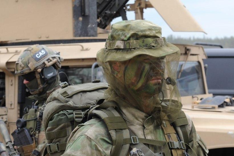 USA kindral: Eestis ja Lätis tegutsevad hübriidsõjavastased USA eriüksused
