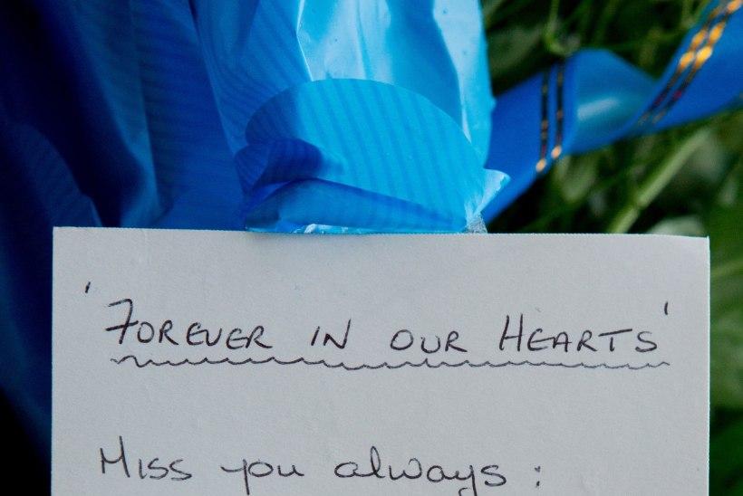 Palun vii see kaart Tallinnasse, mu armsa poja hukkumispaika…