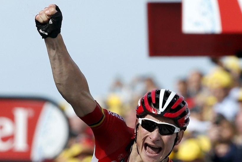 """Kes on seni olnud Tour de France'i parim sprinter? """"Gorilla""""!"""